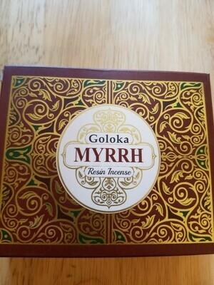 Resin Myrrh -30 gm box
