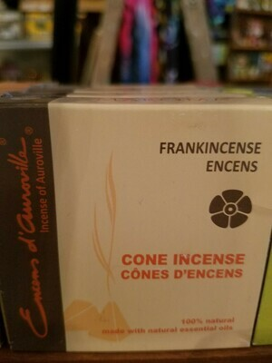 Incense Cones Maroma- Frankincense
