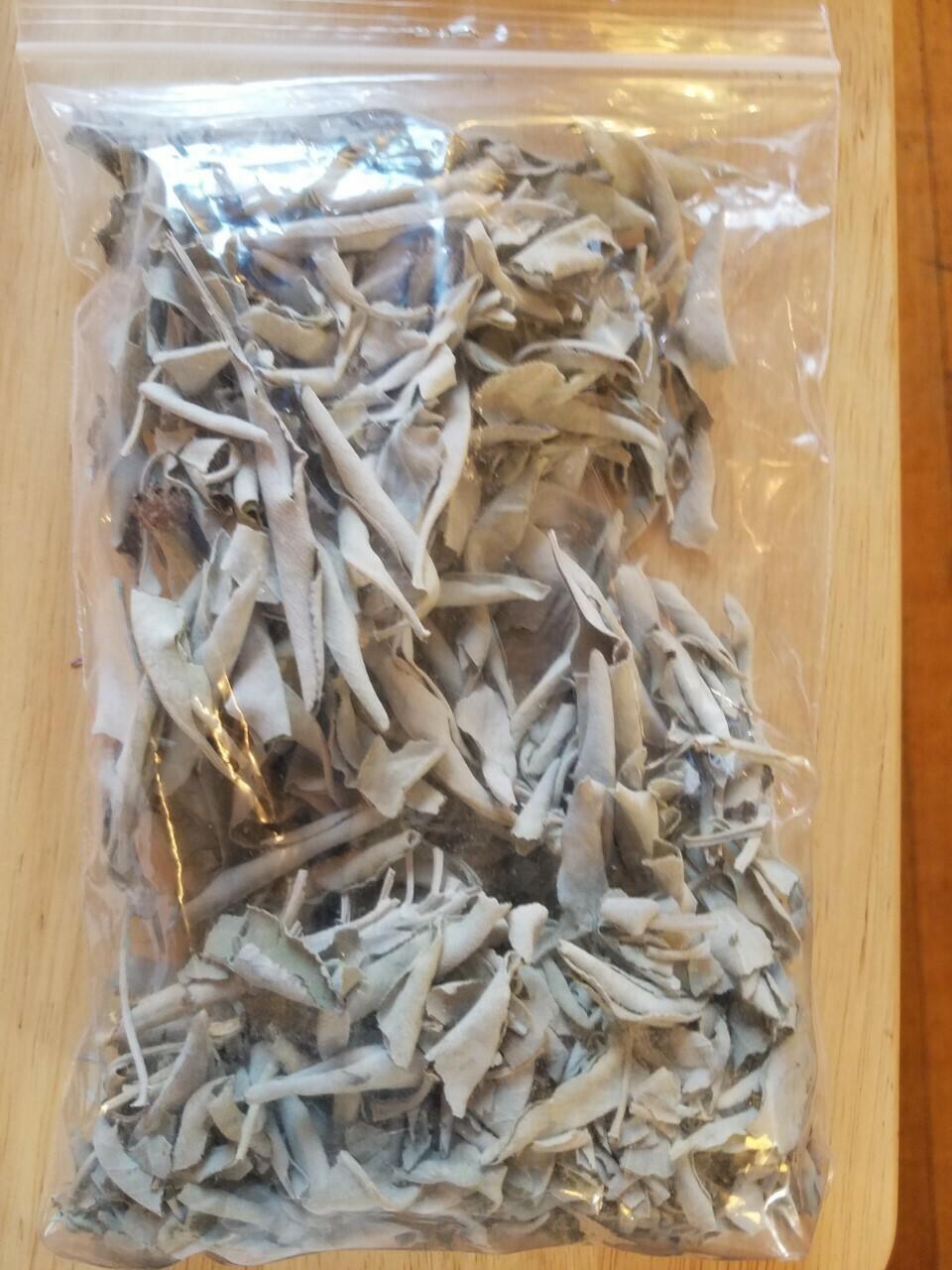 Sage White Leaves- 2 oz Bag