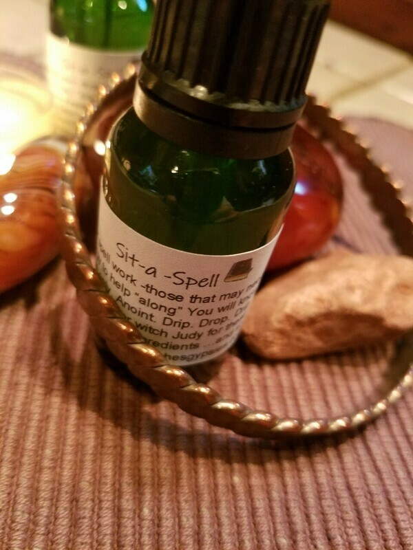 Witches Brews- Sit-A-Spell (15ml )