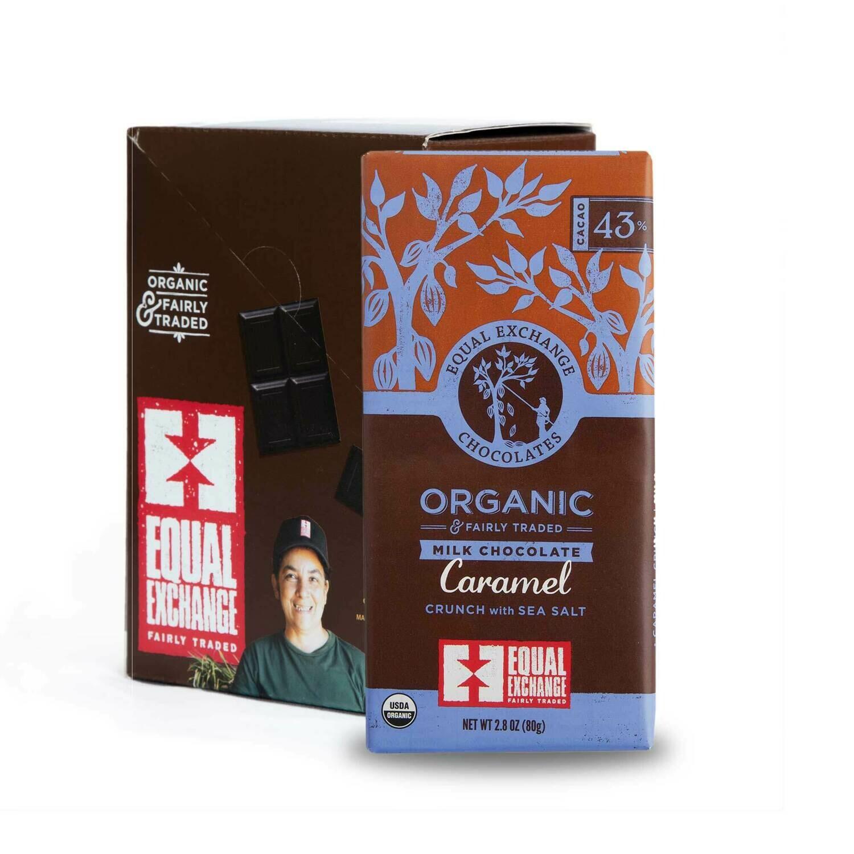Chocolate Milk 43% -Organic , Fair Trade ( One Bar)