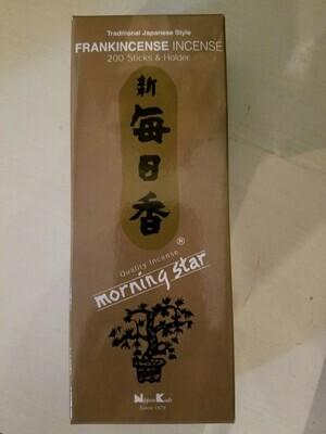 Incense Japanese Frankincense- 200 Sticks