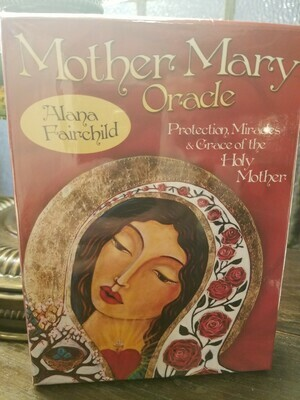 Oracle Mother Mary -Alana Fairchild