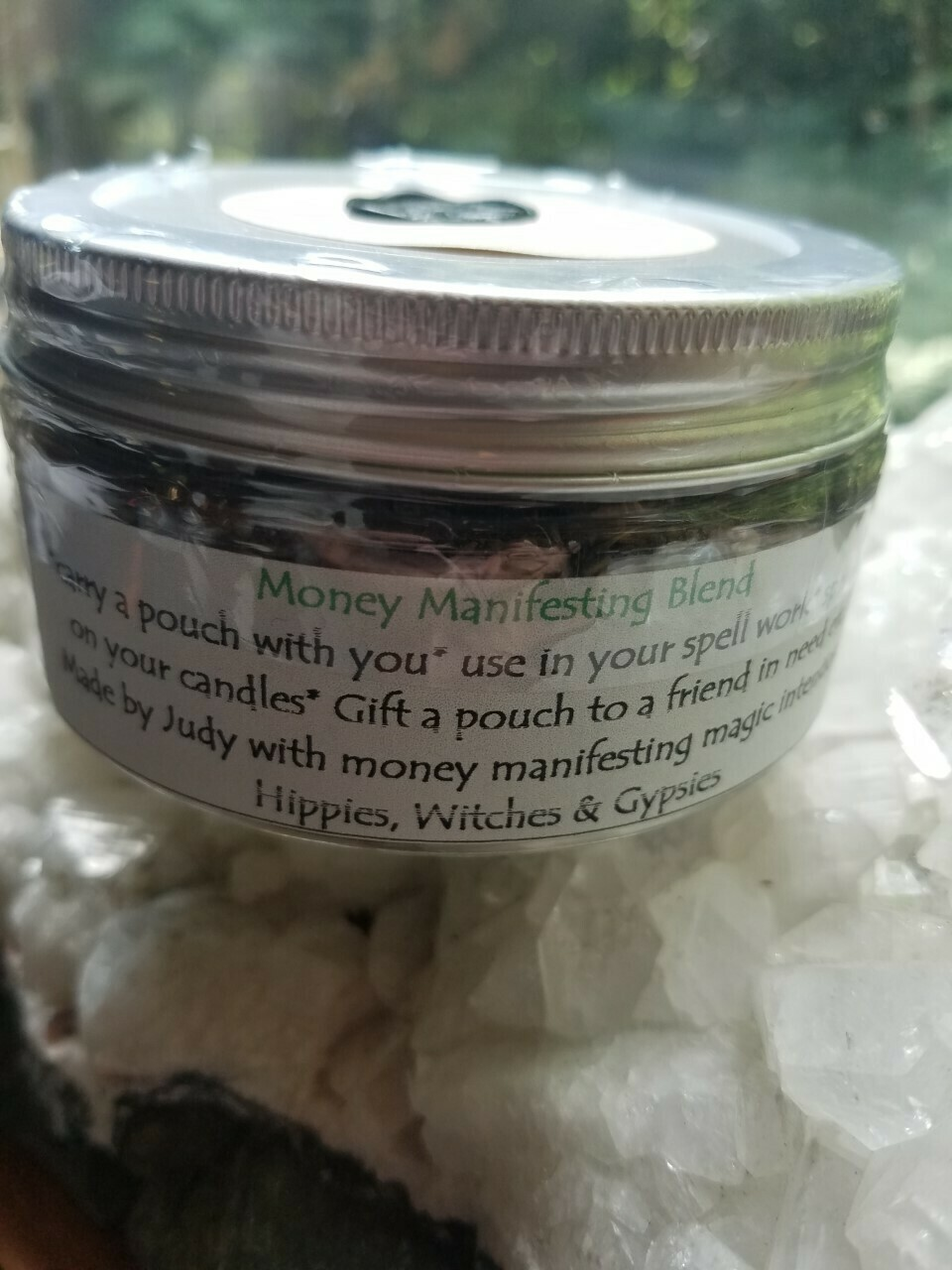 Herbal Blend- Money Manifesting (Concocted by Judy)