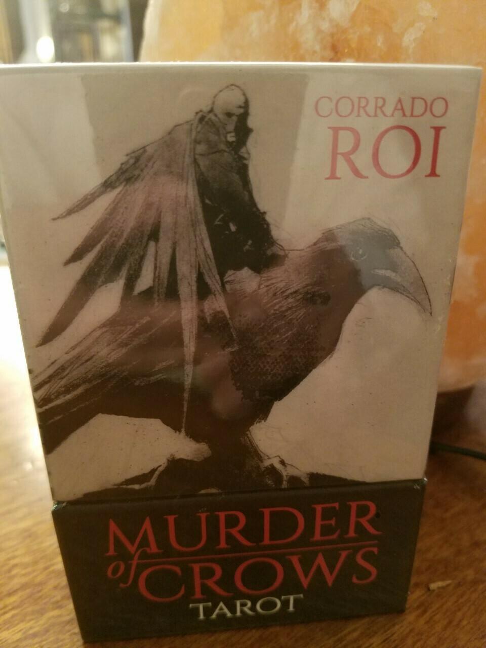 Tarot Murder of Crows
