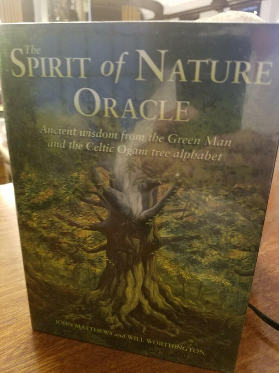 Oracle Spirit Of Nature
