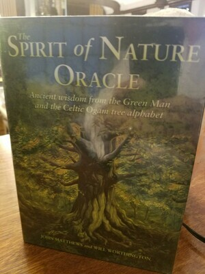 Oracle Spirit Of Nature