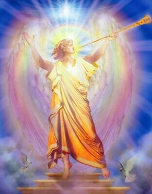 Beginner Angel Session 60mins via telephone with Judy