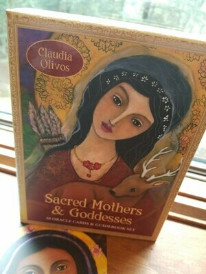 Oracle Sacred Mothers & Goddesses