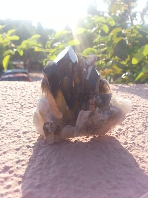 Let's Talk -Crystals -Beginner -60 Minutes Via Telephone-with Judy(Back in May)