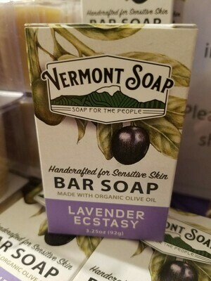 Soap Lavender Ecstasy -Made in Vermont