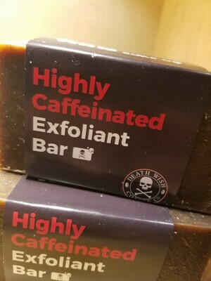 Soap/Bar RAD Highly Caffeinated Made in N.Y.