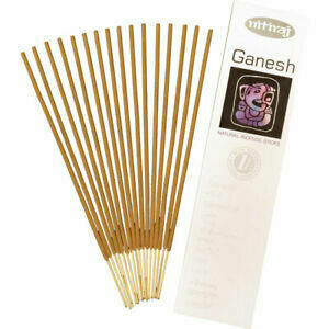 Incense Nitiraj -one pkg Ganesh Incense Sticks 25gm