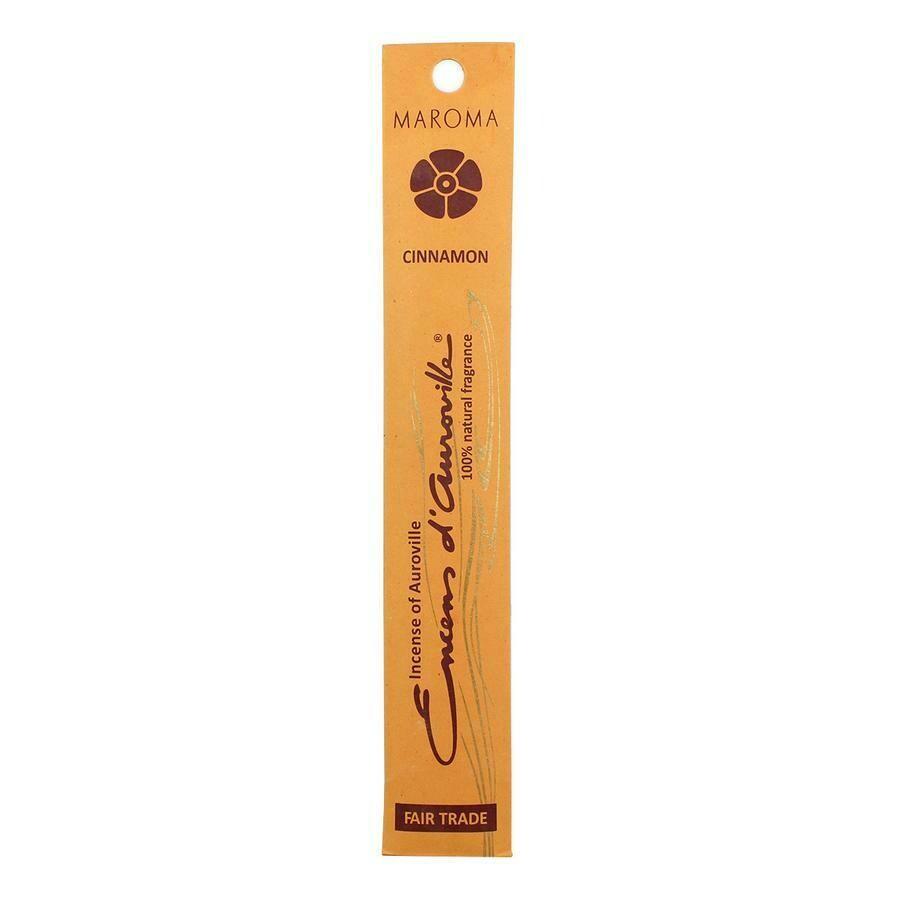 Incense Natural Maroma-Cinnamon (10 sticks)