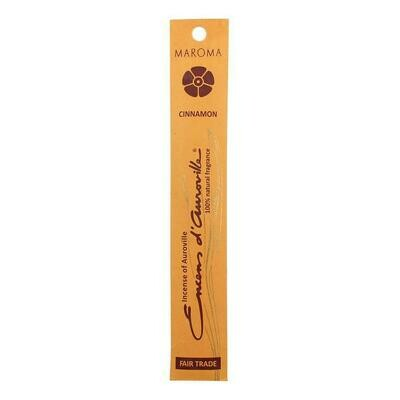 Incense Natural Maroma-Cinnamon (10 sticks)