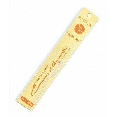 Incense Natural Maroma-Frankincense (10 sticks)