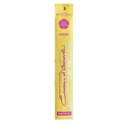 Incense Natural Maroma-Jasmine (10 sticks)