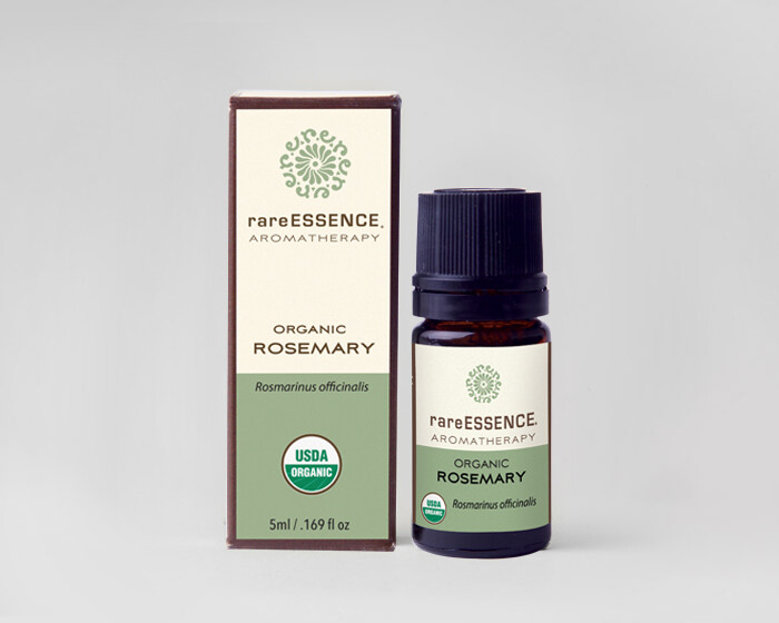 Essential Oil (R.E)  Organic Rosemary -5mls