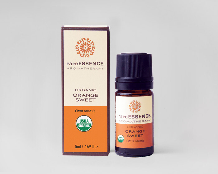 Essential Oil (R.E)  Organic Sweet Orange -5mls