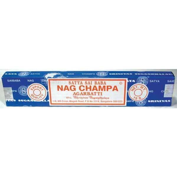 Incense Satya Nag Champa (15gm)