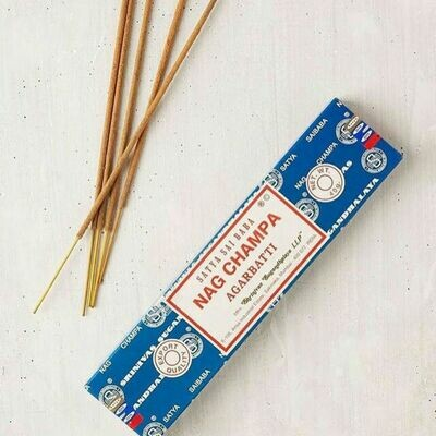 Incense Satya Nag Champa (40gm)