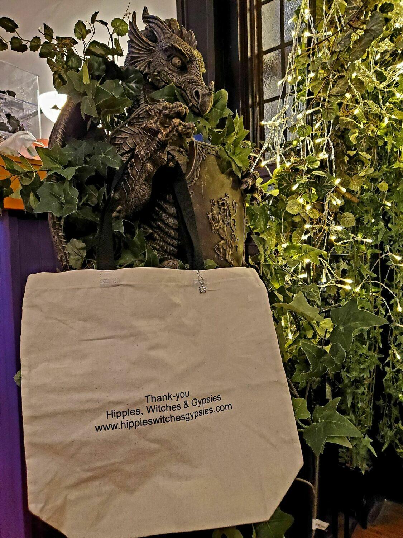 Tote Bag Cotton- Hippies, Witches & Gypsies