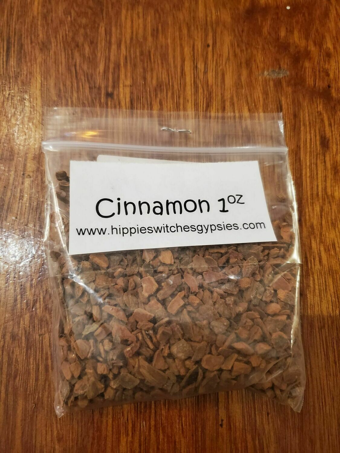 Cinnamon Chips  -1oz  Bag