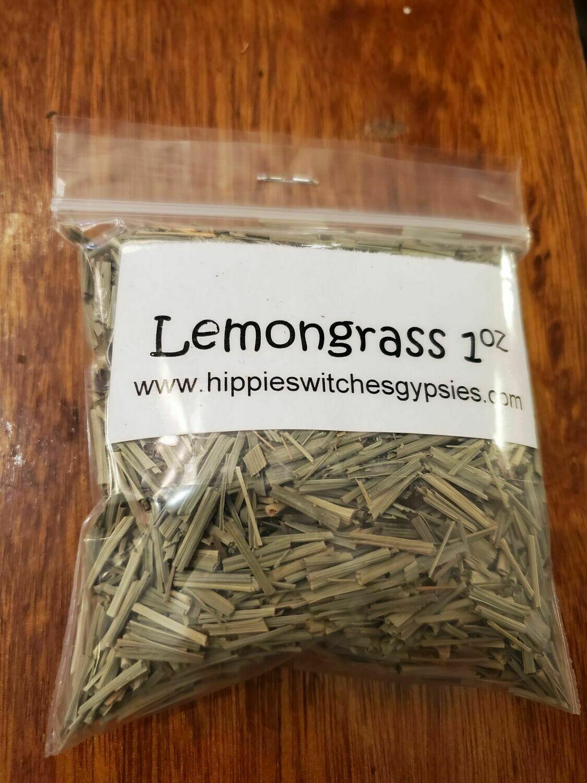 Lemongrass Dried -1oz  Bag