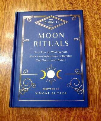 Book- 10 Minute Moon Rituals