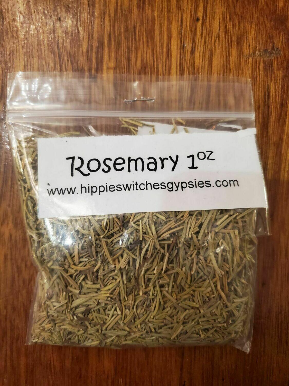 Herb- Dried Rosemary -1oz  Bag