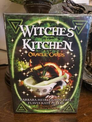 Oracle Witches Kitchen