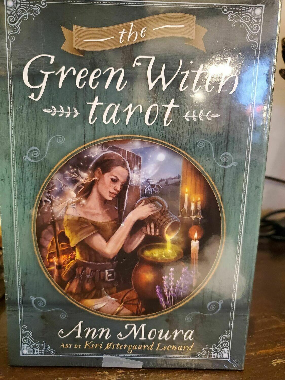 Tarot Green Witch