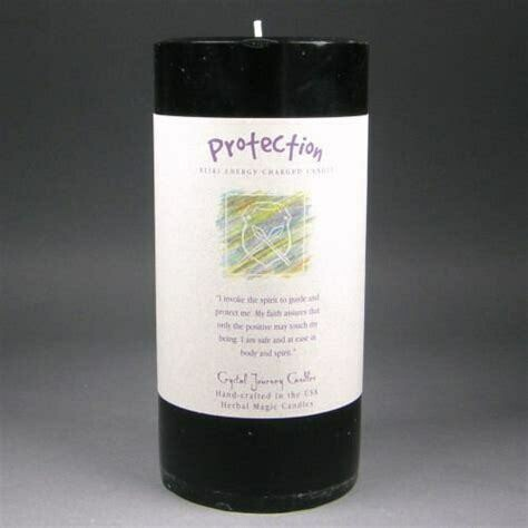 Candle 3x6 Pillar - Protection -Reiki Charged