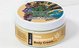 Body Cream RAD-Toke   -Made in N.Y. (Back in stock soon!!)