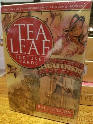 Cards Tea Leaf Reading