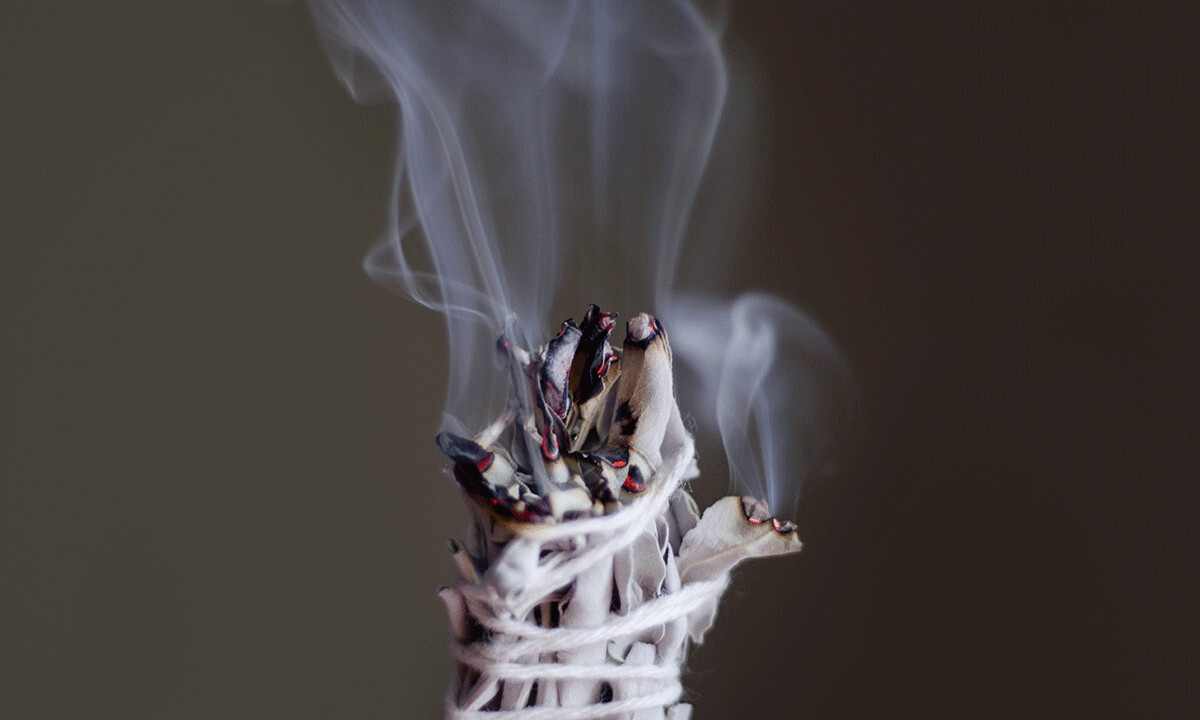 Smudge/Blessing Packet -Assembled in Shoppe