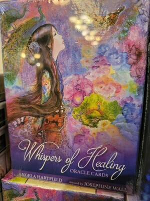 Oracle Whispers of Healing