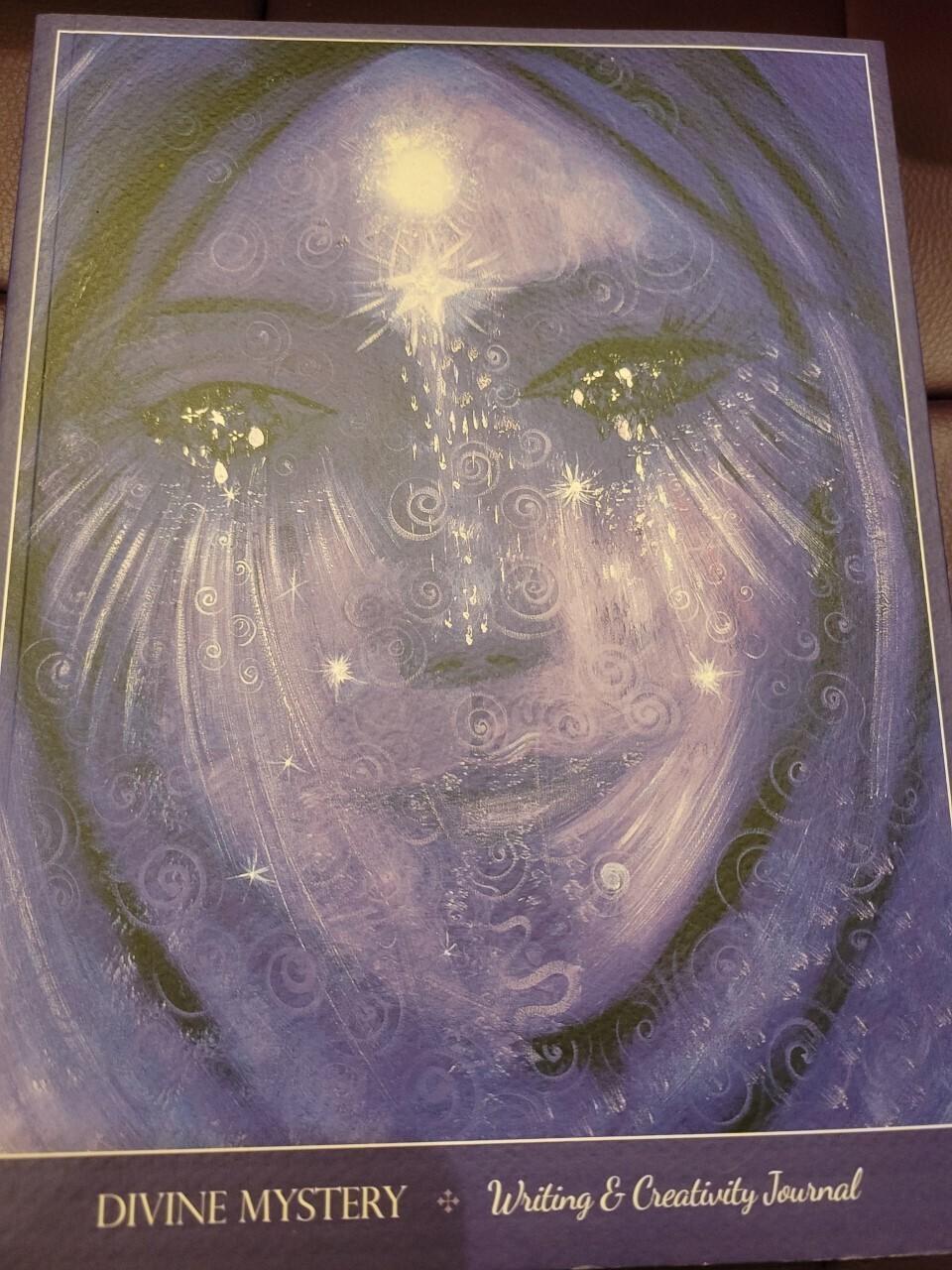 Journal Paper -Divine Mystery-Beautiful Artwork & Inspirations