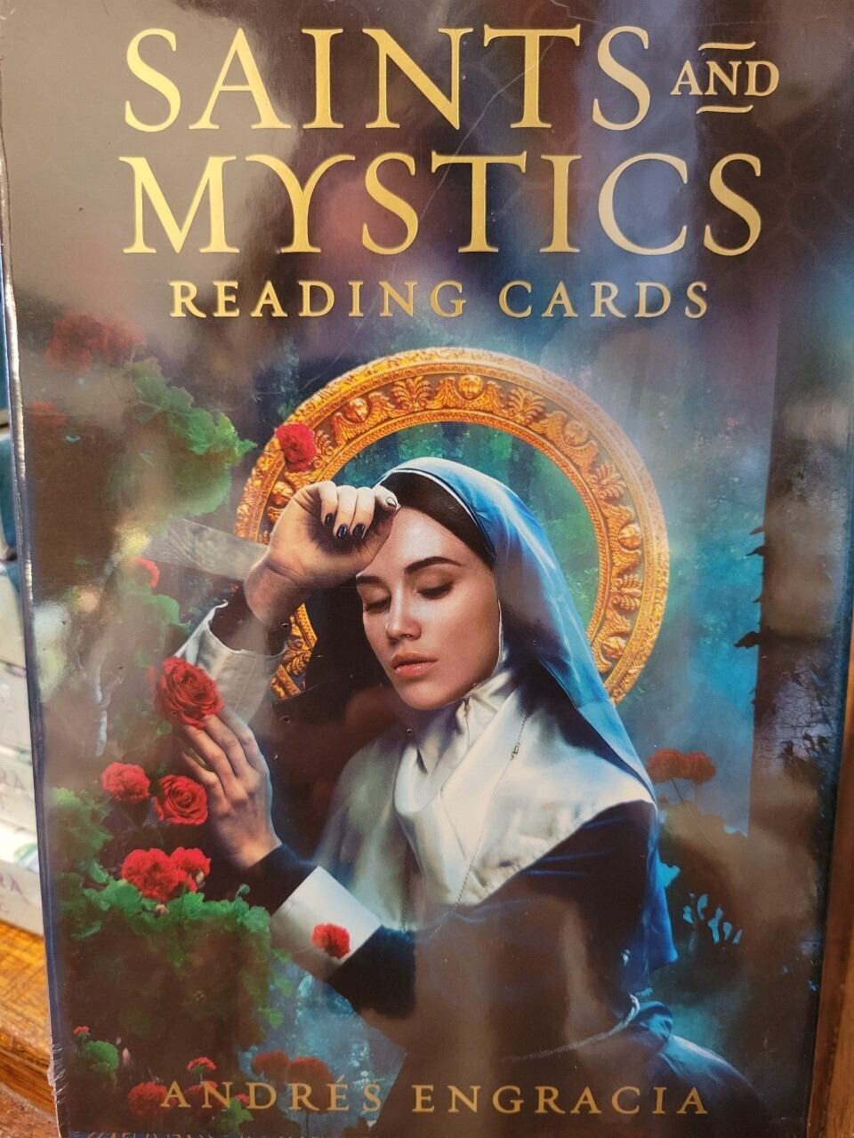 Saints & Mystics Reading Cards- Another of Judy's NEW Favorites.