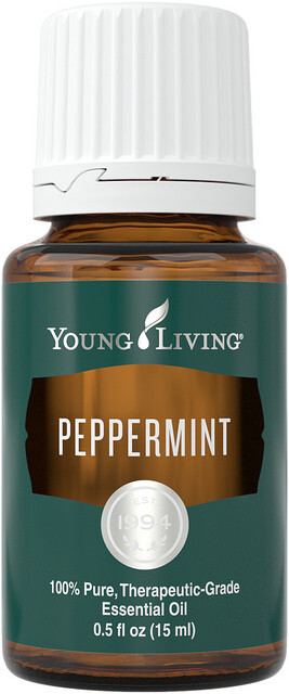 Peppermint Essential Oil by Young Living