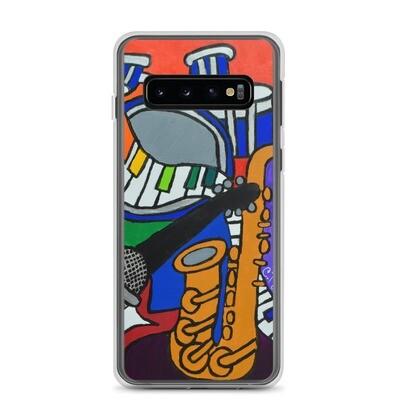 Music Vibes Samsung Case