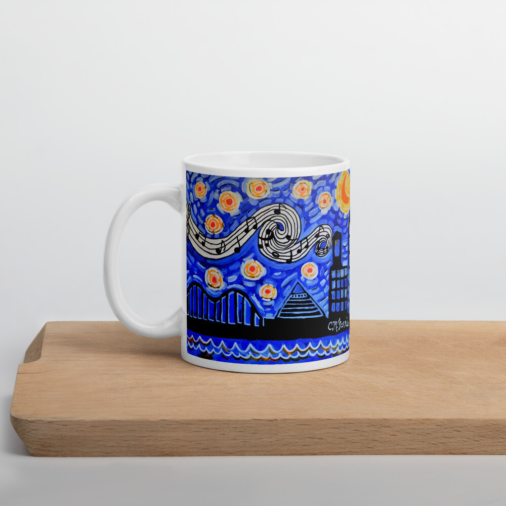 Memphis Nights Mug