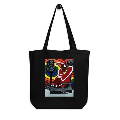 Move the Crowd Eco Tote Bag