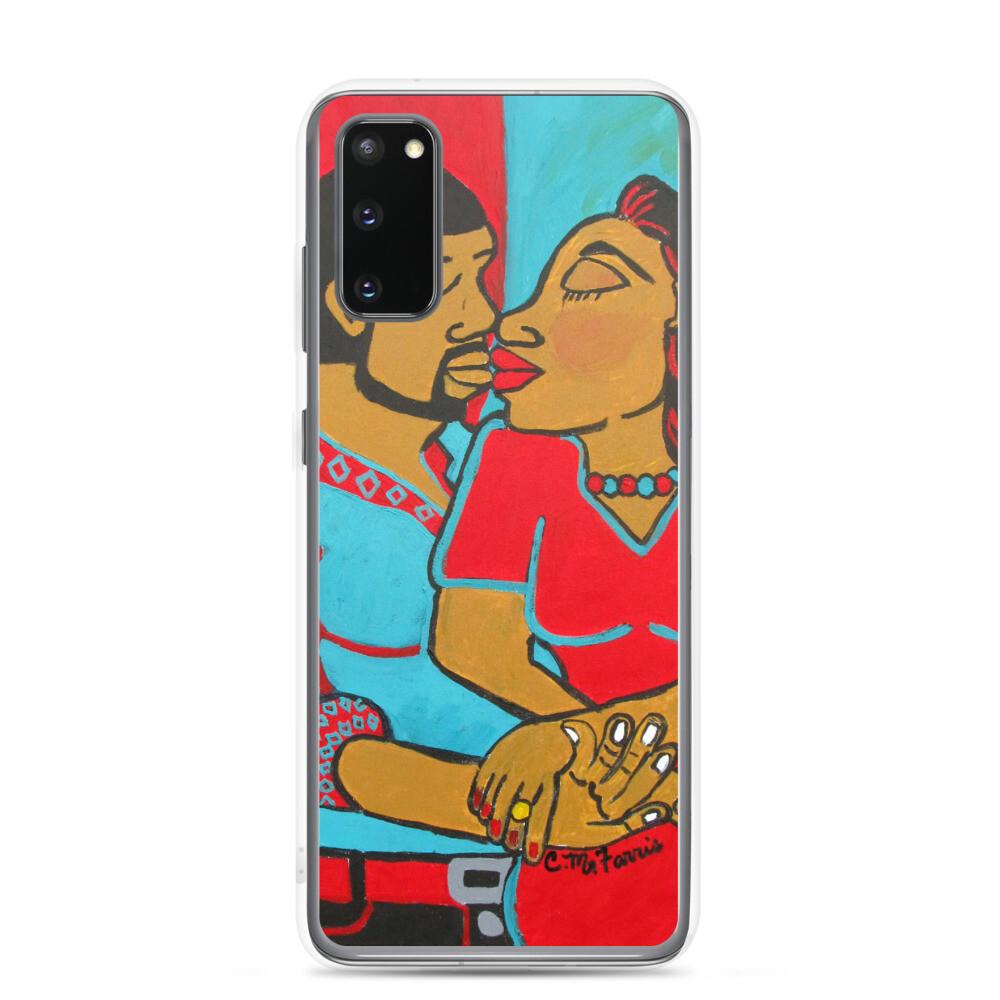 Lover Embrace Samsung Case