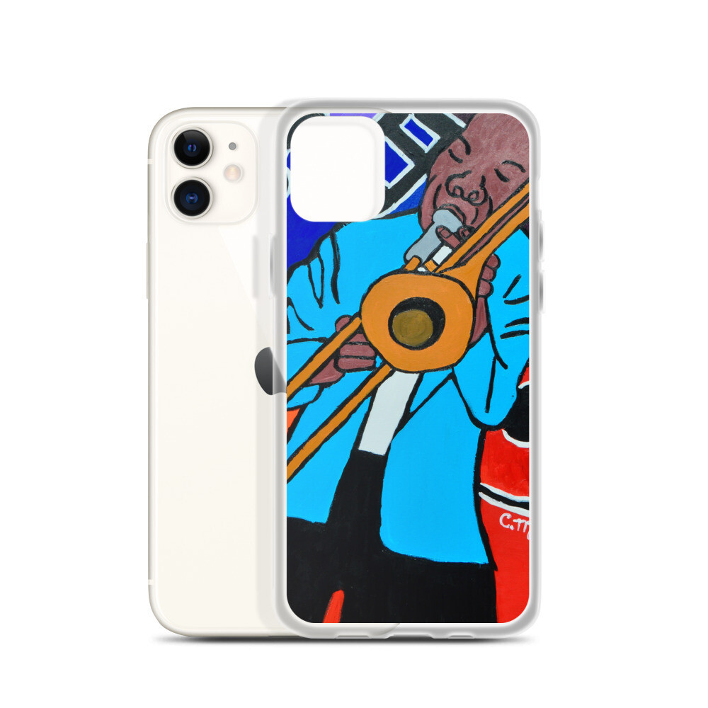 Jazz It Up iPhone Case