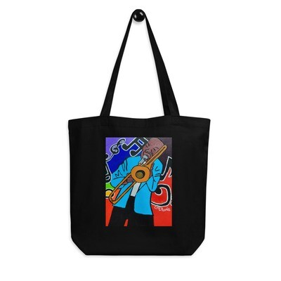 Jazz It Up Eco Tote Bag
