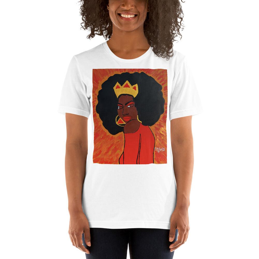 Fierce Queen Short-Sleeve Unisex T-Shirt
