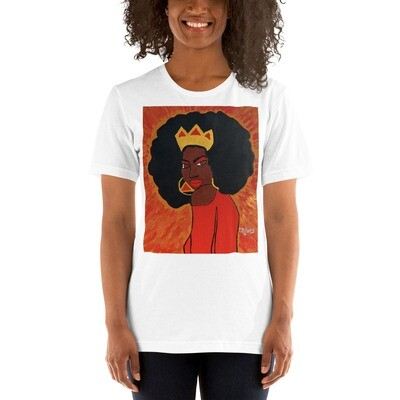 Fierce Queen Short-Sleeve Unisex T-Shirt