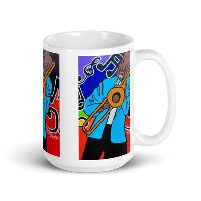 Jazz it Up Mug