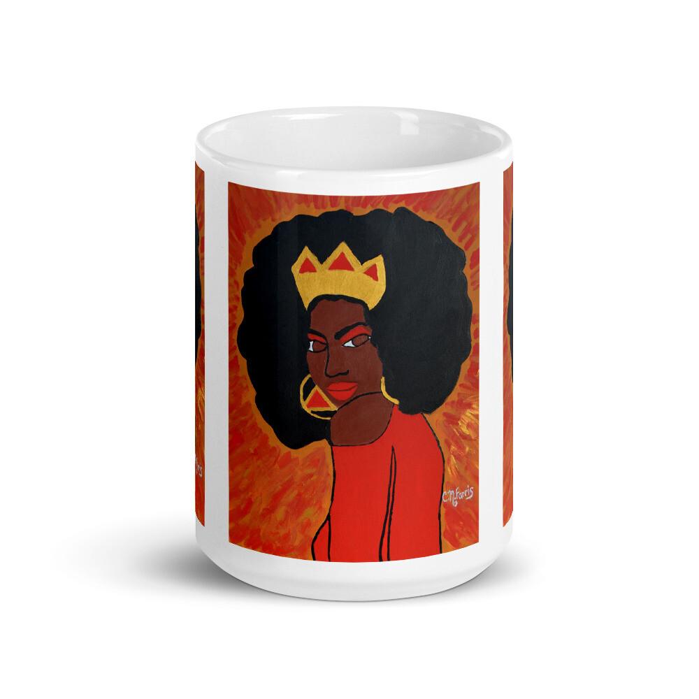 Fierce Queen Mug